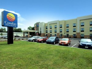 Comfort Inn and Suites Sayre