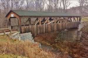 Knapps Covered Bridge