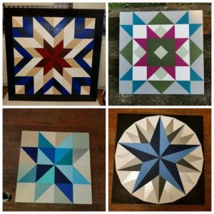 4ft Barn Quilt Class @ Strickland Creative Services | Towanda | PA | United States