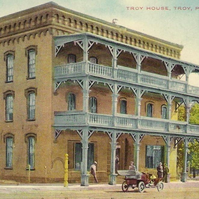 Troy Historical Society